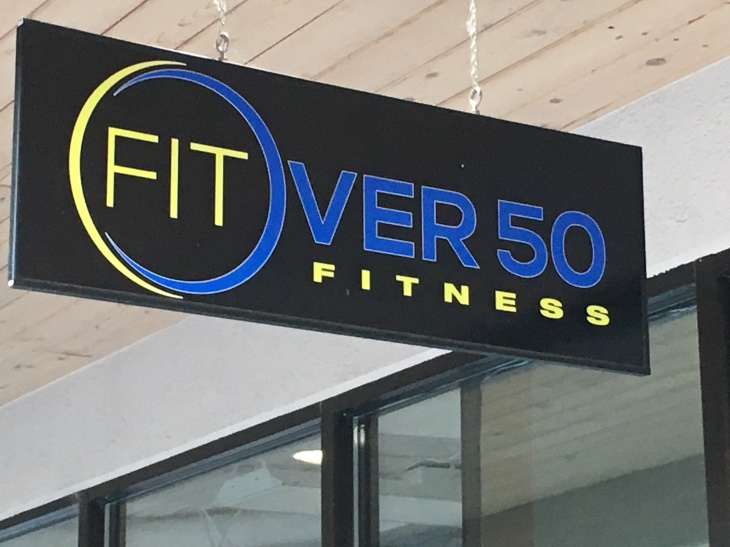 Fit Over 50 Fitness 395 W State St Suite B Eagle, ID 83616 208-830-8170