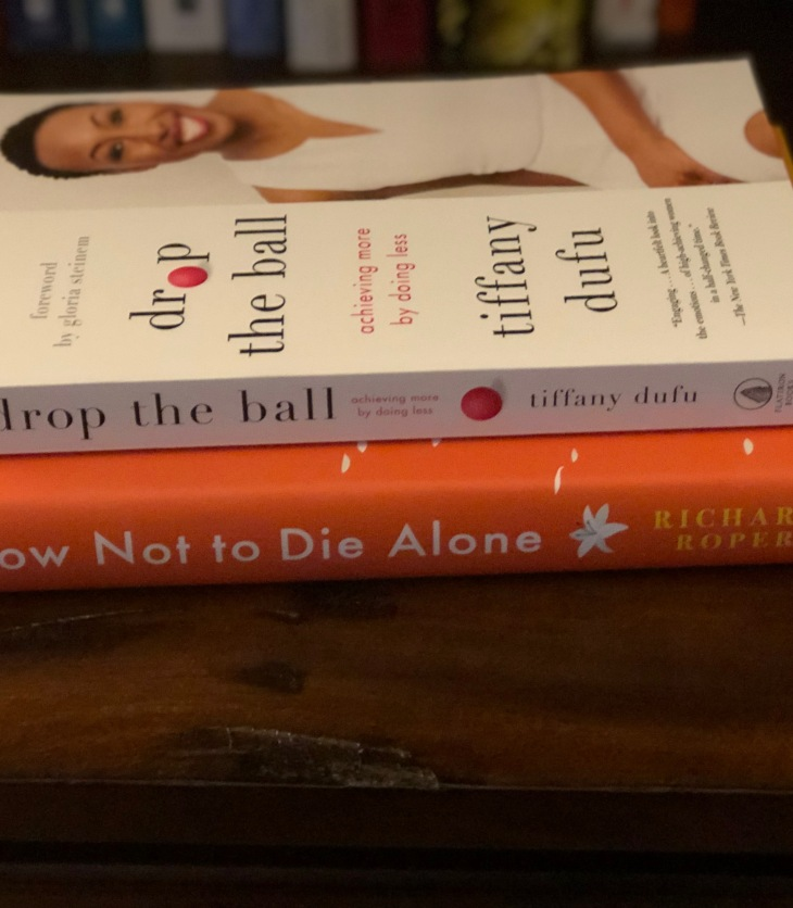 Books I Am Reading in October
