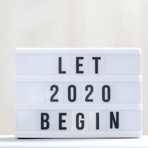 Let 2020 Begin